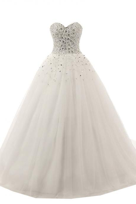 Ball Gown Wedding Dresses,Wedding Dresses,Bridal Dresses,Cap Sleeves Wedding Gowns,La Sposa,Puffy Tulle Wedding Dresses with Appliqués,Vintage Lace Wedding Dresses,Real Imges