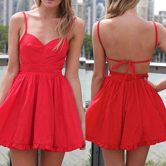 Homecoming Dresses,Sexy Short Prom Dress 2016, Prom Dresses,Mini Party Dresses,Red Prom Gowns, Red Dresses,Cocktail Dress, Mini Dresses,Graduation Dresses,8th Grade Prom Dresses